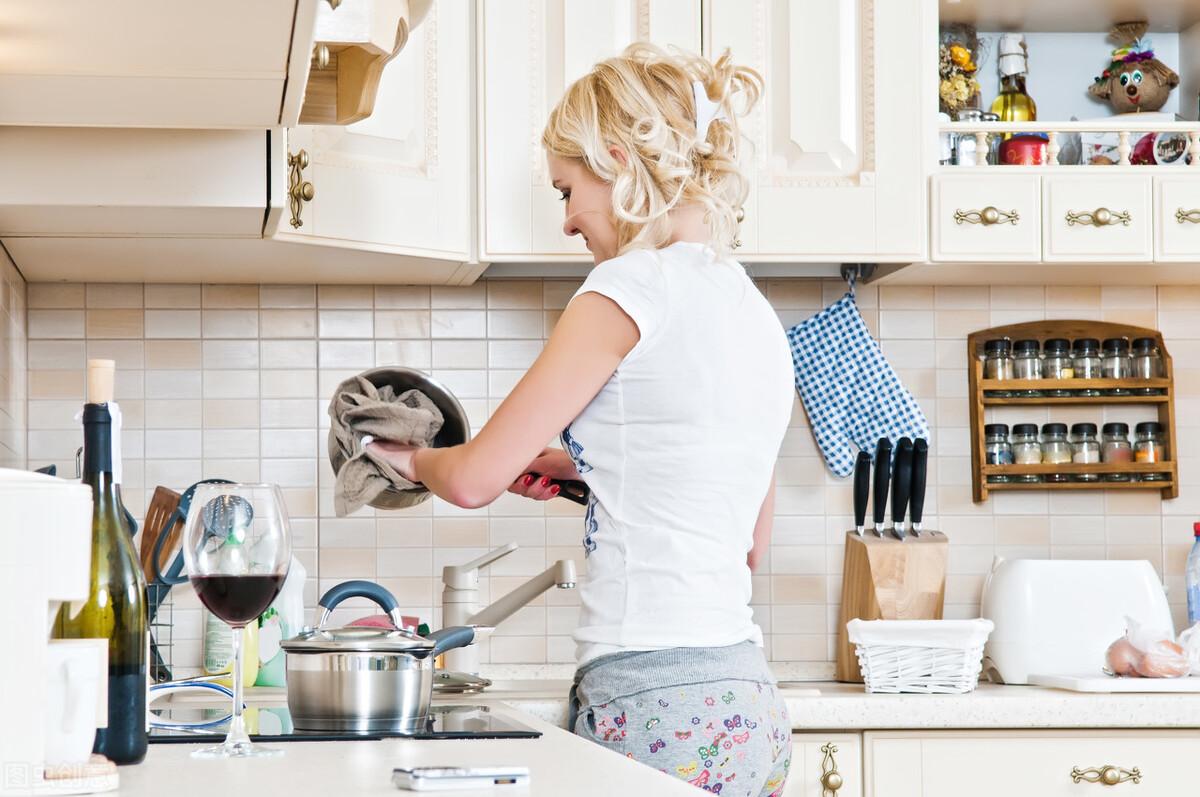 6个简单家庭卫生打扫习惯 让你做家务不再难 家务卫生 第3张