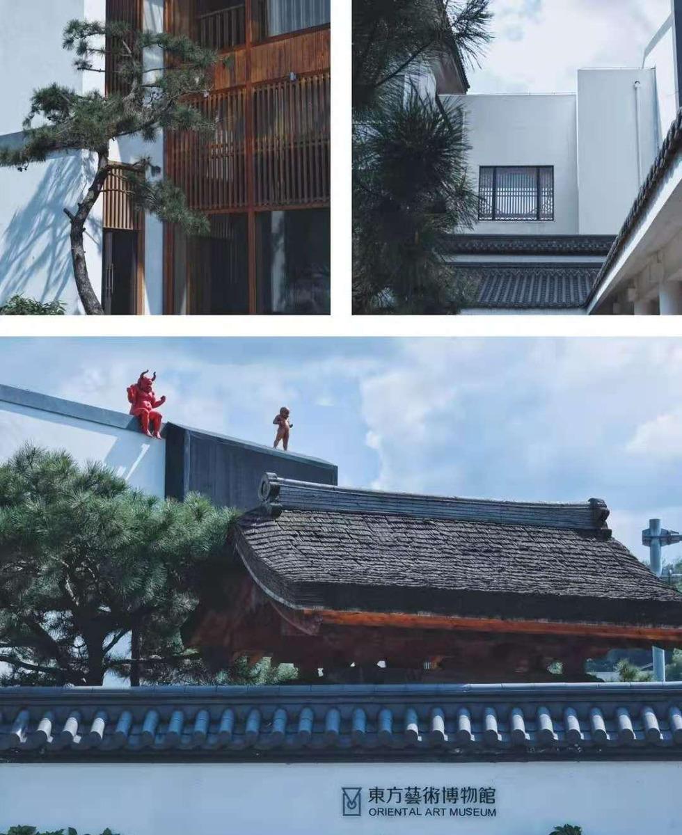 宁波亲子游,趁着金秋时节去这三个地方,打卡日式园林里的博物馆