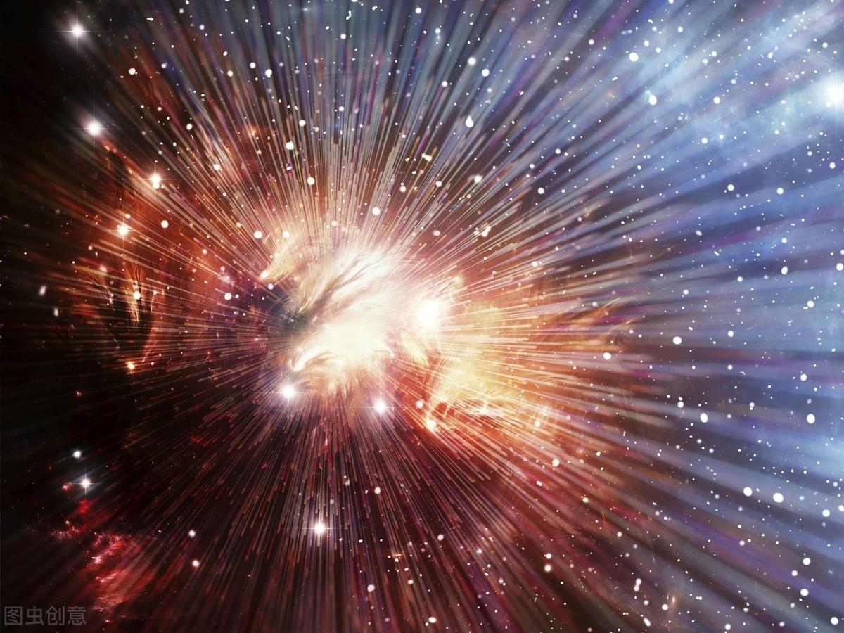 宇宙中发生了自大爆炸以来最大的已知爆炸-第1张图片-IT新视野