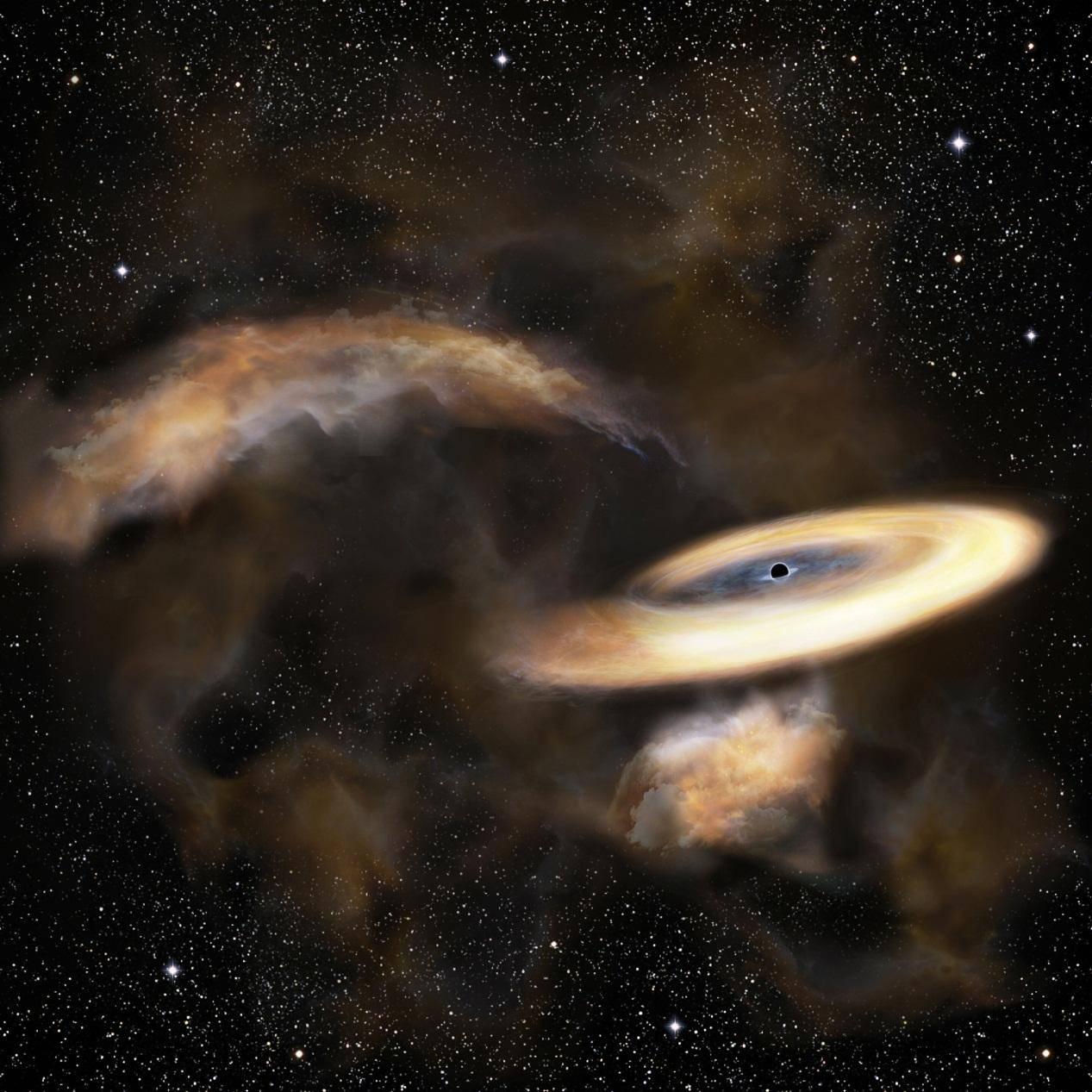 黑洞有什么奥秘?五个回答带你深入了解黑洞