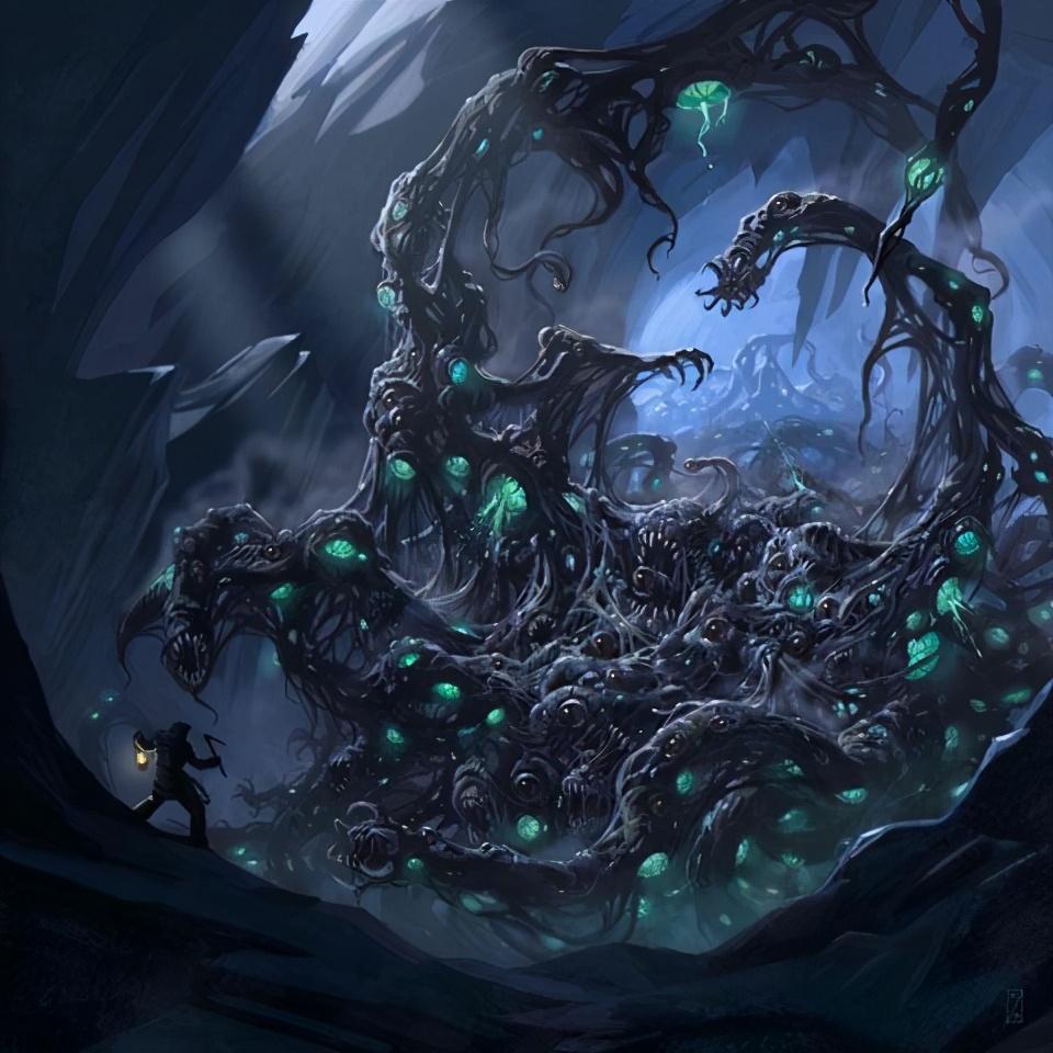 克苏鲁神话生物——无形之子
