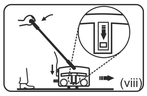 坦力M45B扶梯清洗机维护保养指南
