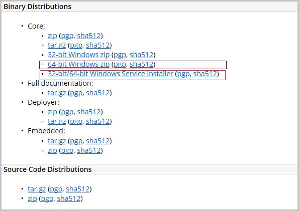 tomcat9.0启动脚本startup.bat的分析