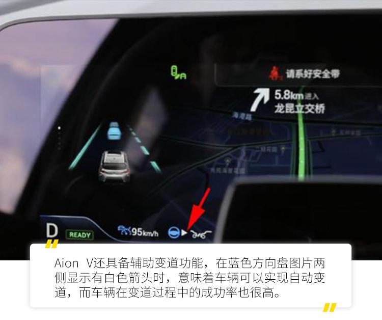 高速续航410公里,实测广汽新能源Aion V 80MAX版