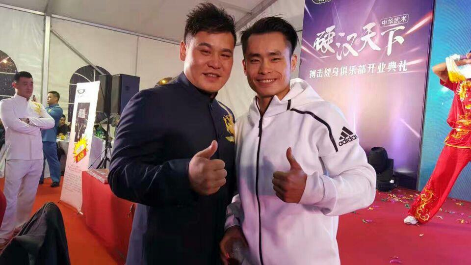 散打天王柳海龙复出!与奥运冠军蔡良蝉对决,39岁是否宝刀不老