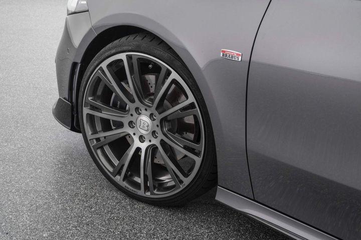 Brabus发布2019款奔驰A级车车身套件和动力改装组合