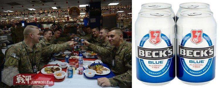 """""""酒囊饭袋""""美国兵:看美国军队中官方采购的啤酒饮品"""