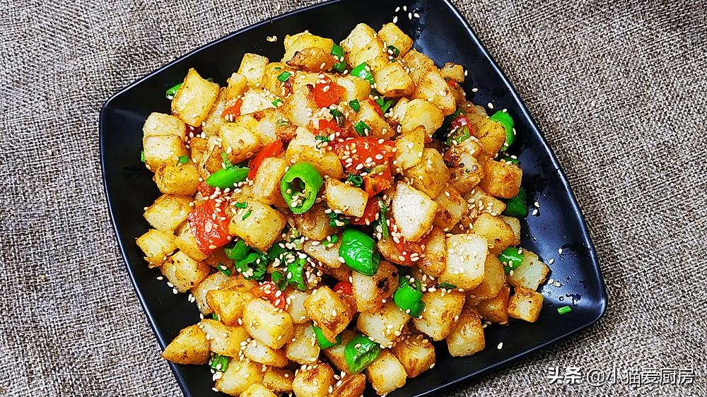 """几道好吃过瘾的""""土豆""""做法 比肉香 下饭下酒都不错"""