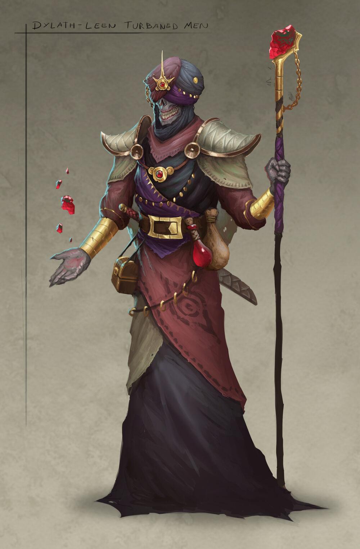 克苏鲁神话神物:冷原人