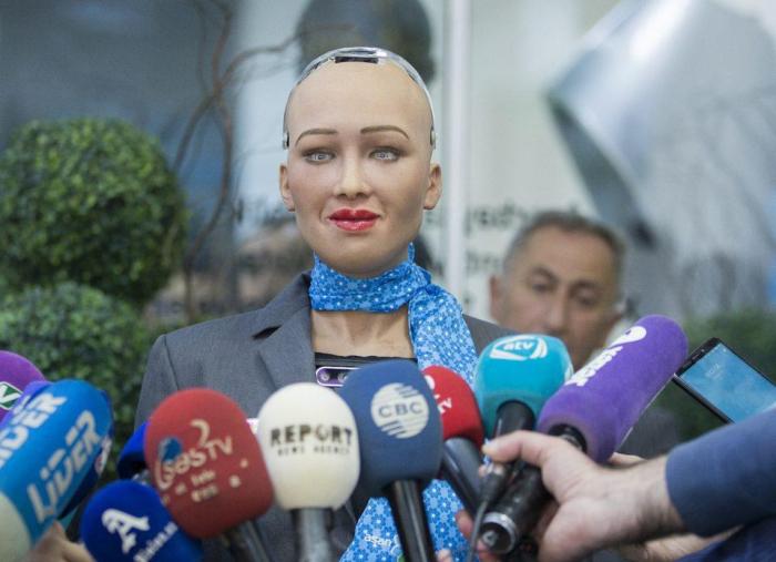 """未来的实体娃娃会是什么样子?""""AI+实体娃娃""""或是答案"""