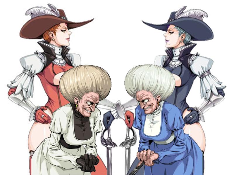 街机《豪血寺一族》让人亢奋变身 奶奶变高贵女骑士