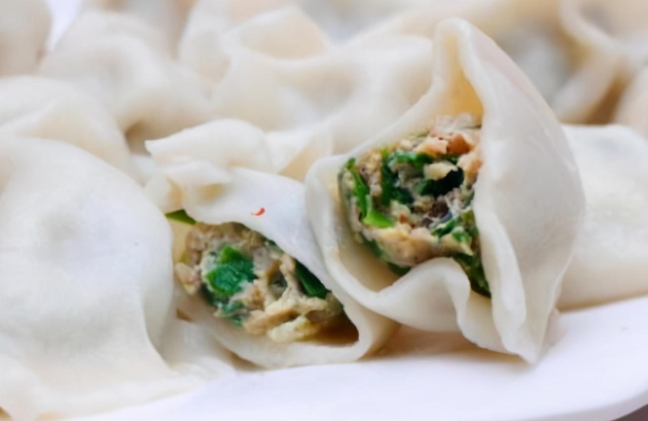 猪肉香菇饺子馅做法步骤图 饺子鲜嫩多汁香喷喷不比饺子馆差