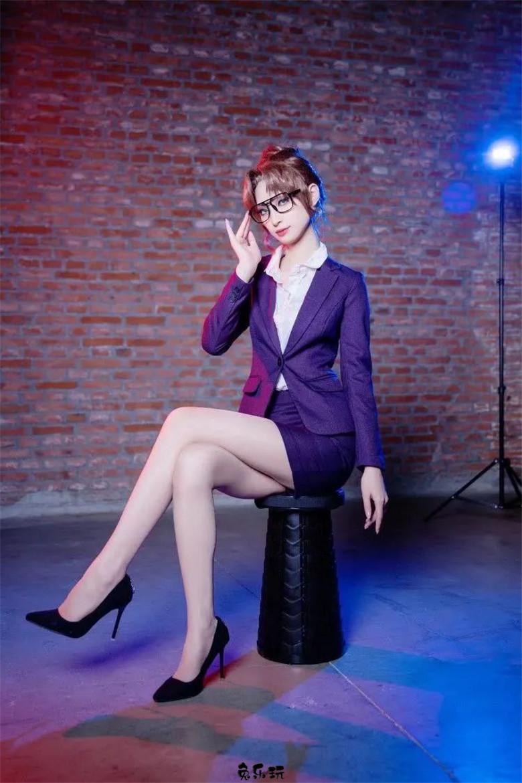 【cosplay】徐千户图包合集精选丨《名侦探柯南》妃英理