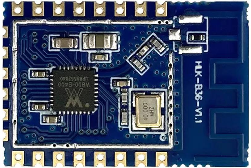 低功耗蓝牙WiFi二合一模组 集成度高方便使用
