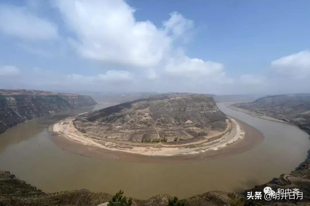人类黄河史简话