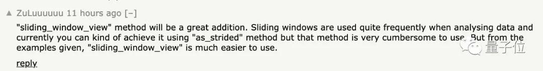 NumPy迎来重大版本更新,新增函数注释、滑动窗口视图功能