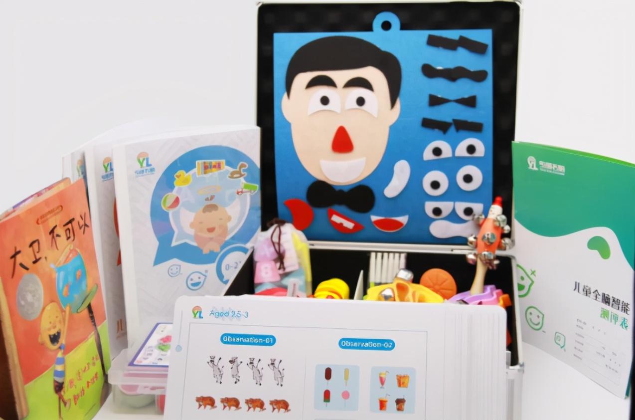 儿童全脑智能测评让妈妈们感慨:不测不知道,一测吓一跳
