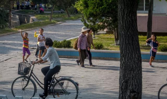 走進朝鮮,在朝鮮風靡一時的中國影視劇
