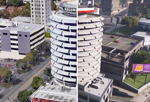 洛杉矶本地人可以在《GTA5》中找到自己家?R星:堪比现实