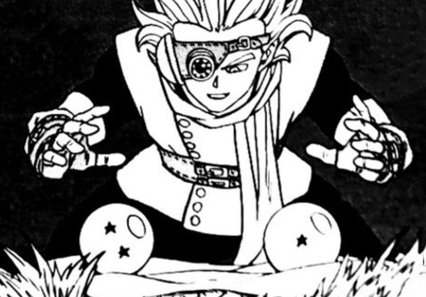 龍珠超69話:新神龍被召喚,願望是當宇宙最強