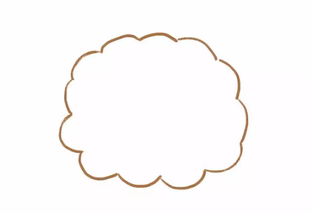 儿童中秋节月饼怎么画简单又漂亮