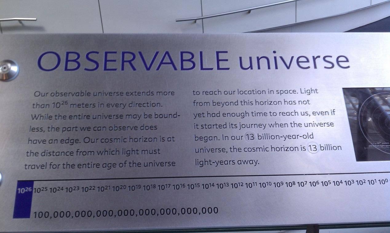 如果宇宙是无限的,那是否意味着有无限个我?