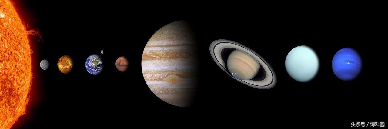 新理论解释为什么太阳系行星有不同的组成