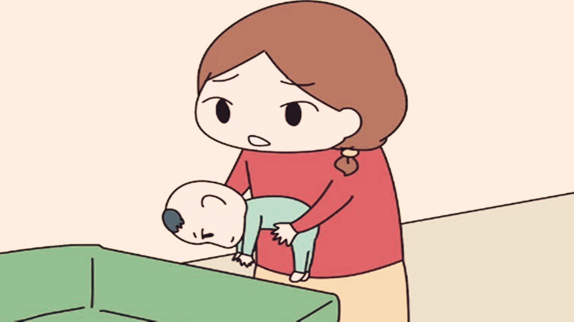 宝宝六个月脑瘫症状