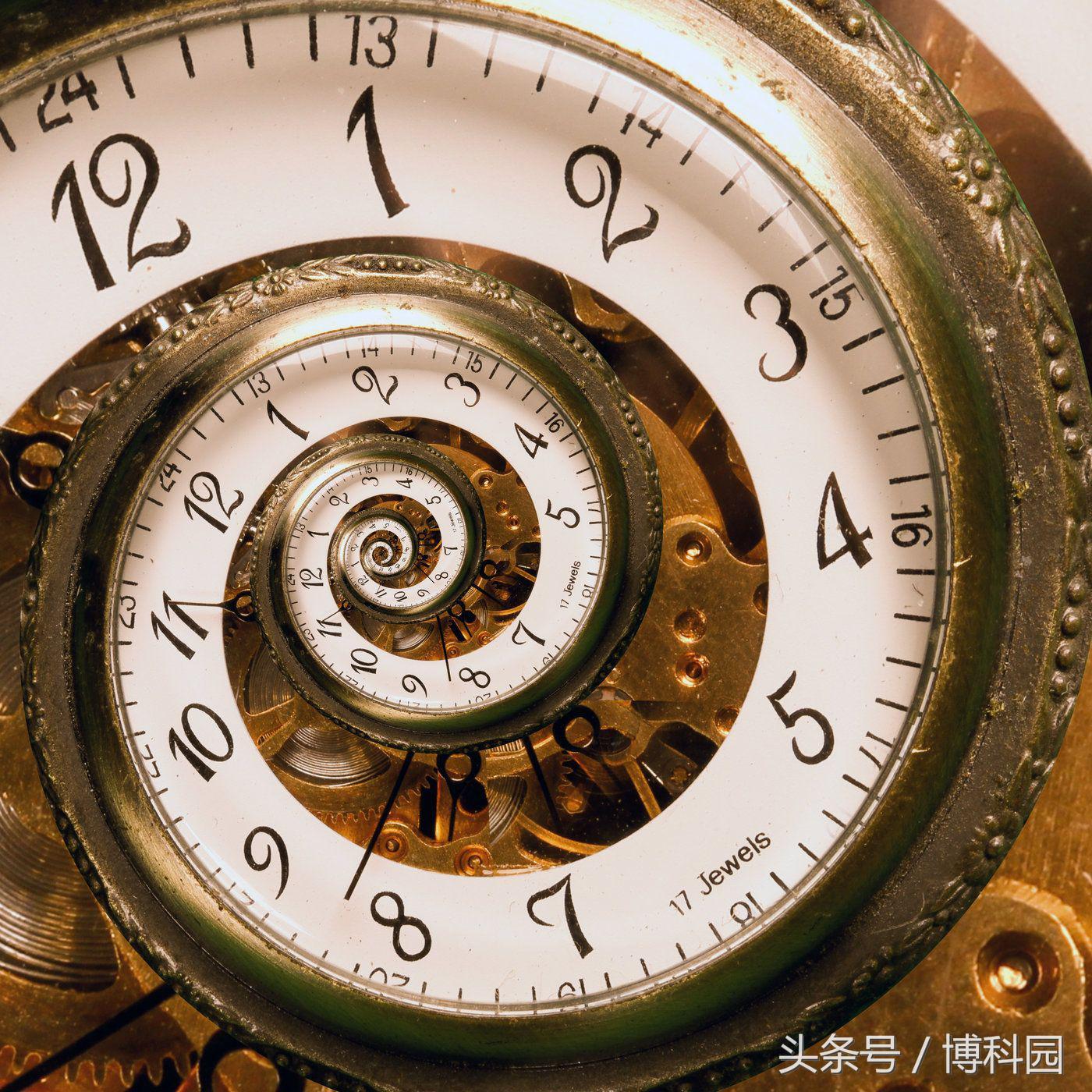 被遗忘的元素可以重新定义时间