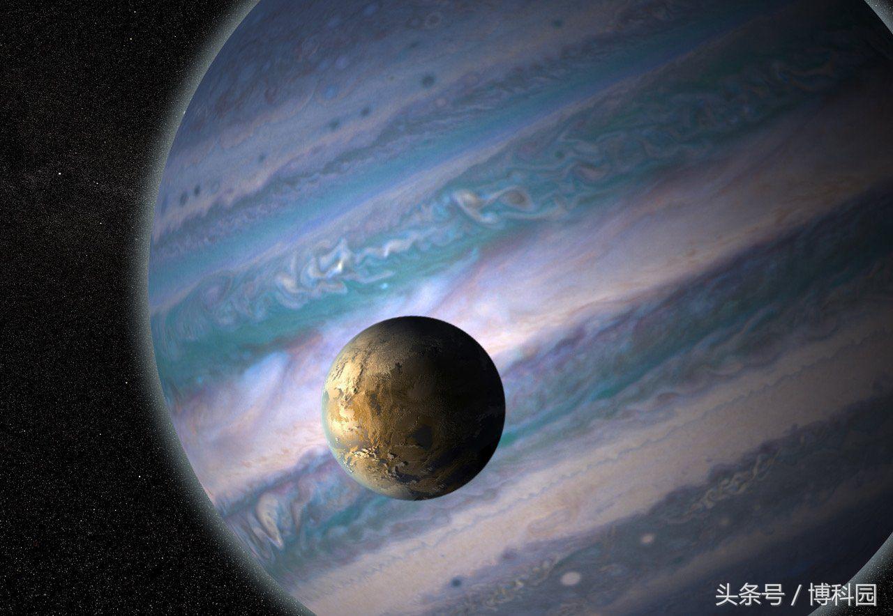 已经发现121颗可能有可居住卫星的巨型行星