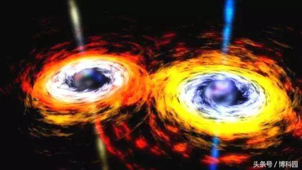比光还快?中子星合并喷射出一种看似不可能速度的射流