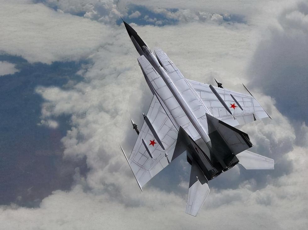 导弹都追不上的战机,美军忌惮不已,专家:5架军机都打不下一架