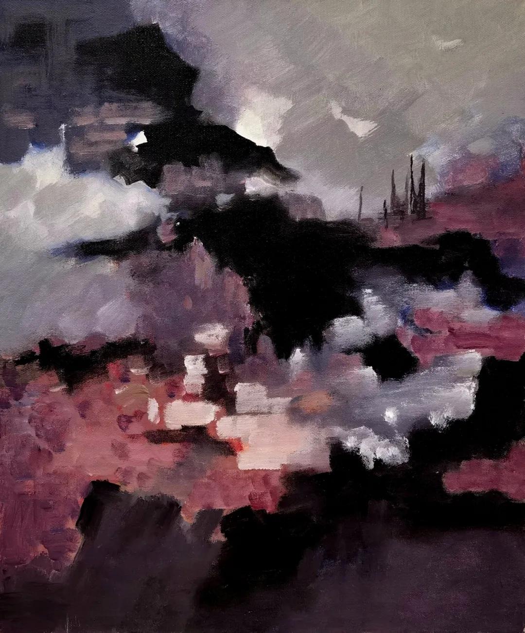 名家风采——姚呈远先生油画作品