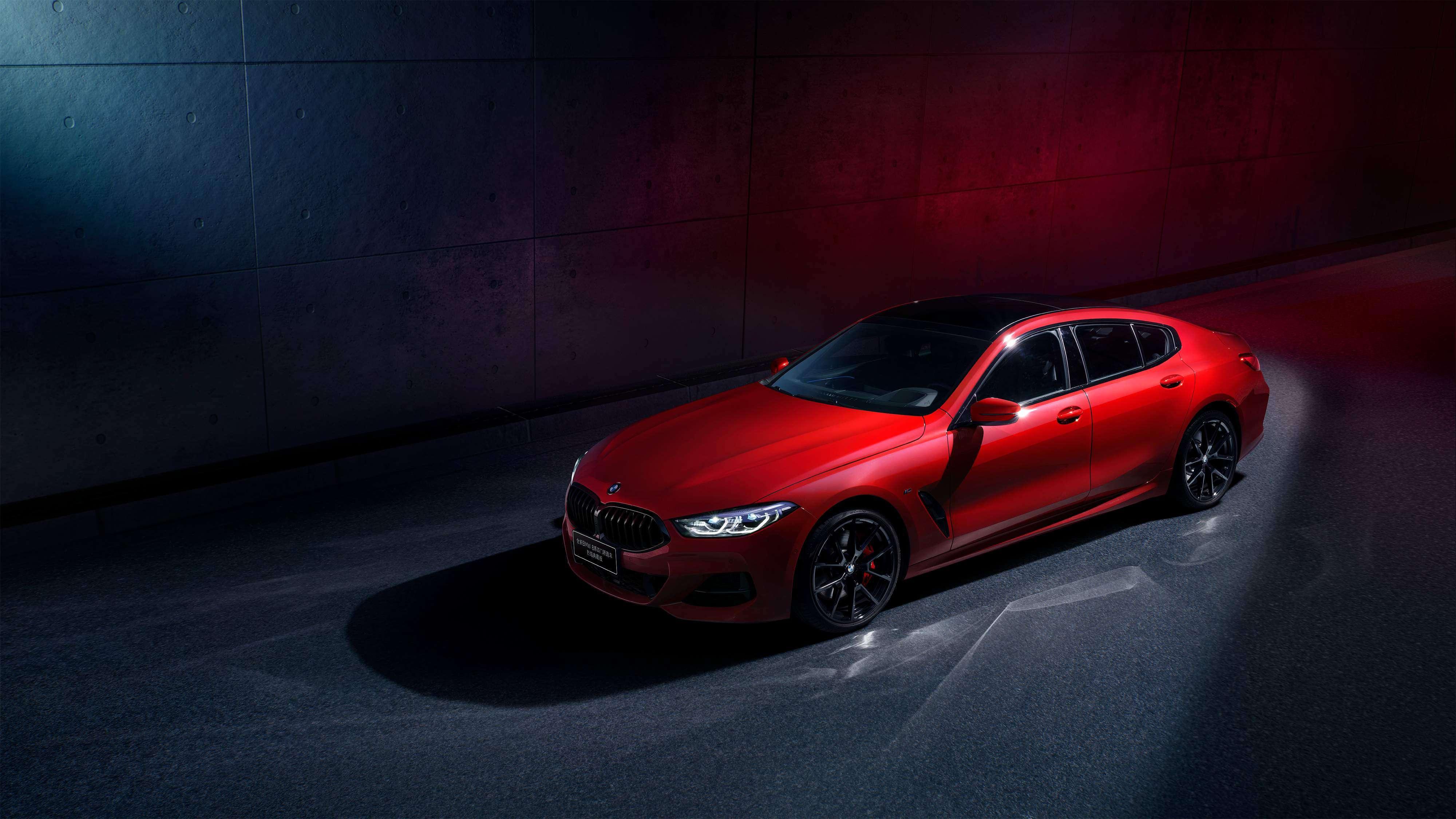 全新BMW 8系烈焰典藏版燃情上市