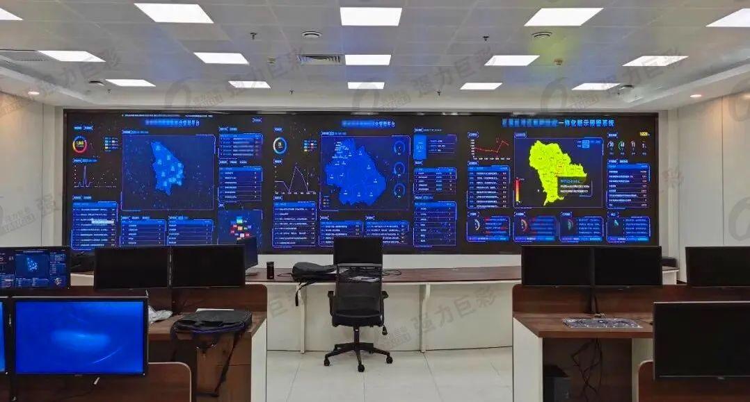 应急指挥中心可视化需求大增 LED显示迎来新机遇