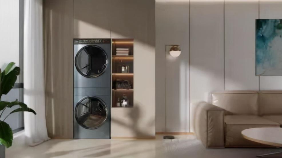 买<a href=http://www.qhea.com/zixun/xiyiji/ target=_blank class=infotextkey>洗衣机</a>为啥要首选海尔?叠黛和美用1支视频给你答案