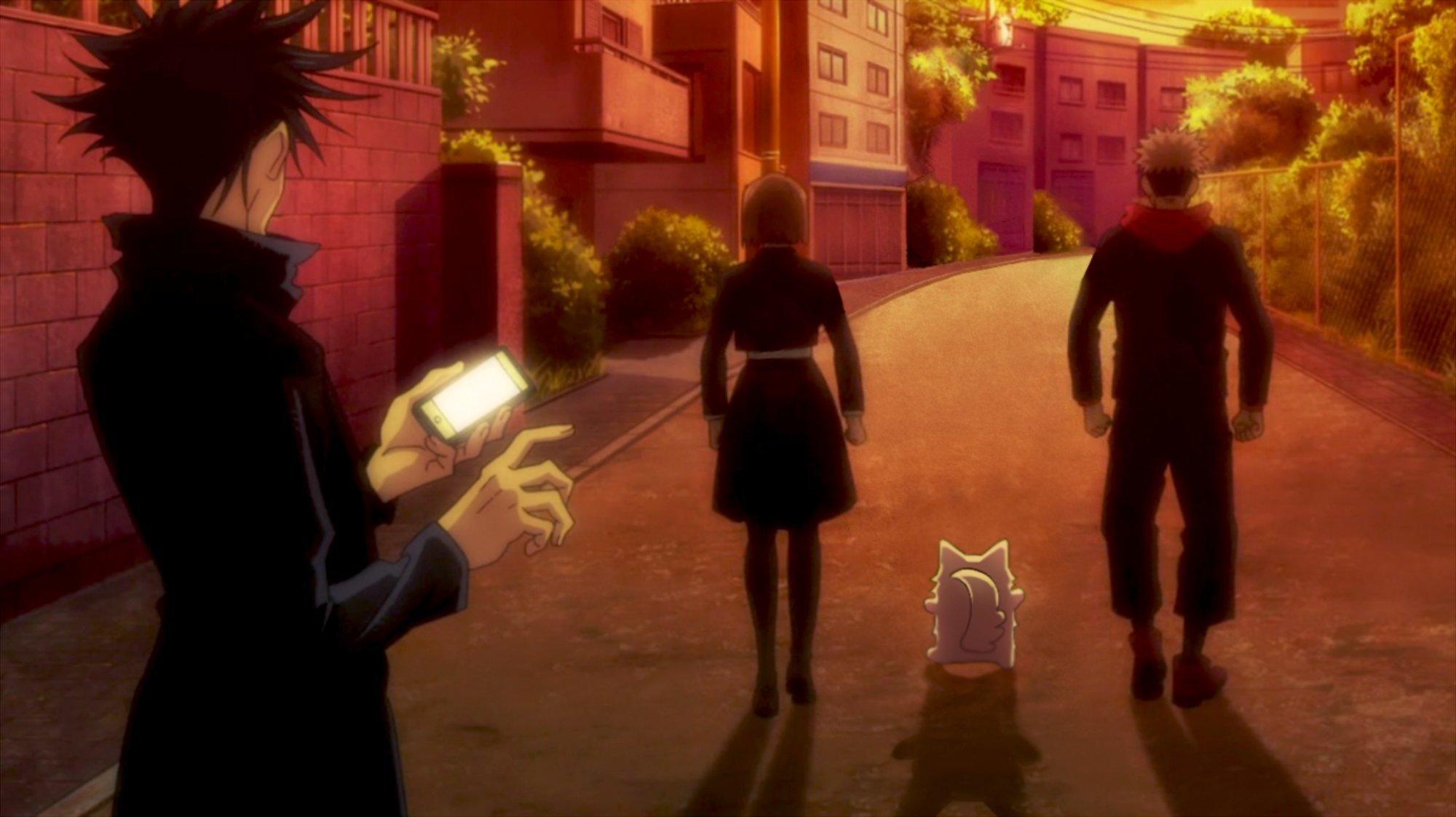 將五條悟畫成貓,毫無違和感?畫師自制《咒術回戰》名場面
