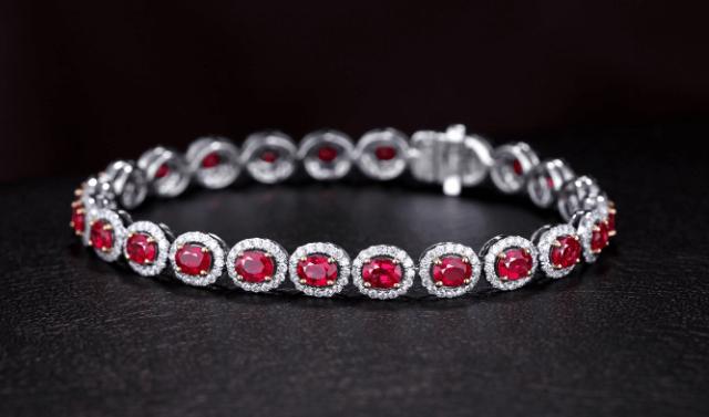 '烧'红宝石?'烧'红宝石是什么?你买的红宝石'烧'过没有?