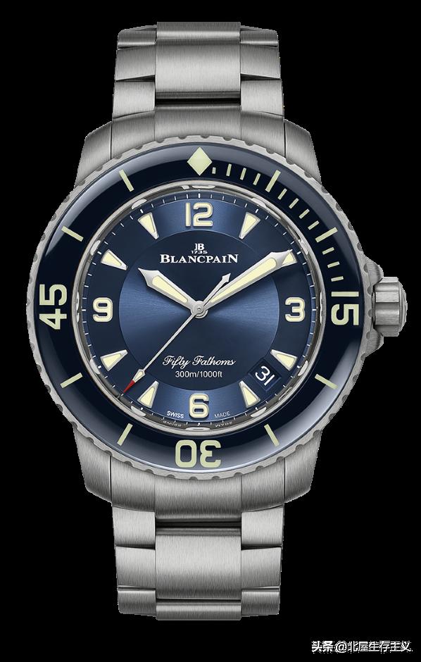 几千到几万,十款航空材料钛金属手表,轻量化防过敏亲肤永不生锈