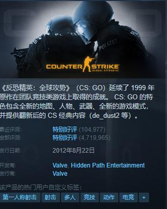 CS1.6到《CS:GO》,晋级全球顶级FPS网游,一路坎坷  第2张