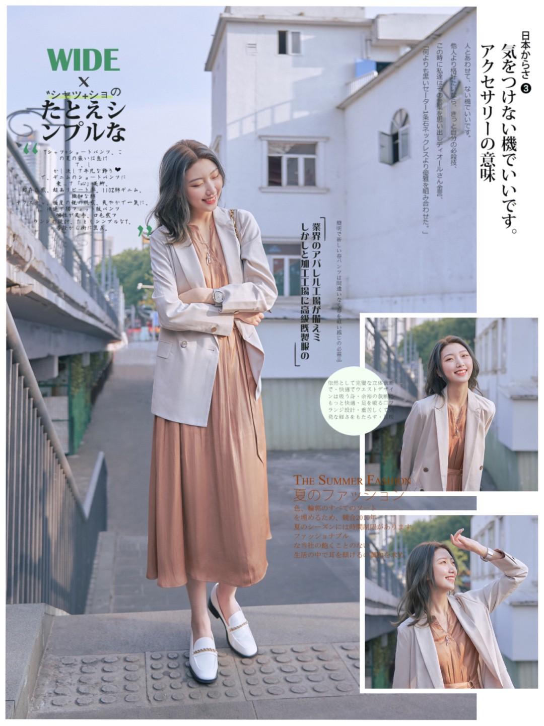 初秋,西装搭配这些下装,时尚又有型,这回再也不用纠结怎么穿了