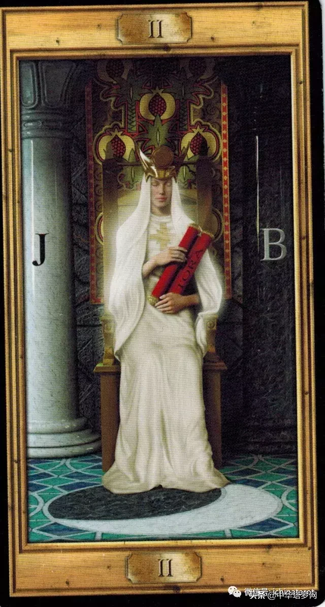 女祭司逆位的感情代表什么-女祭司是什么意思  第6张