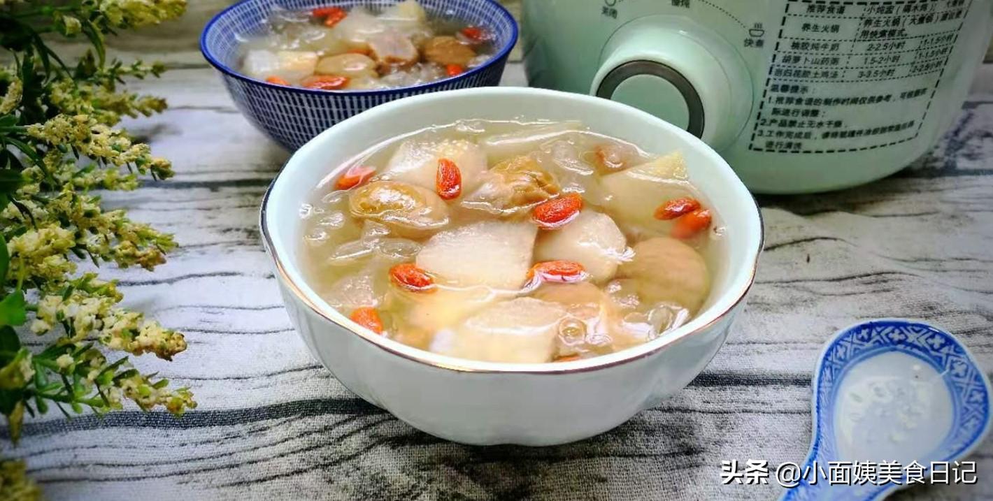 三八女神节,女人再忙也别忘了爱自己,常喝这些汤,从头美到脚 食疗养生 第1张