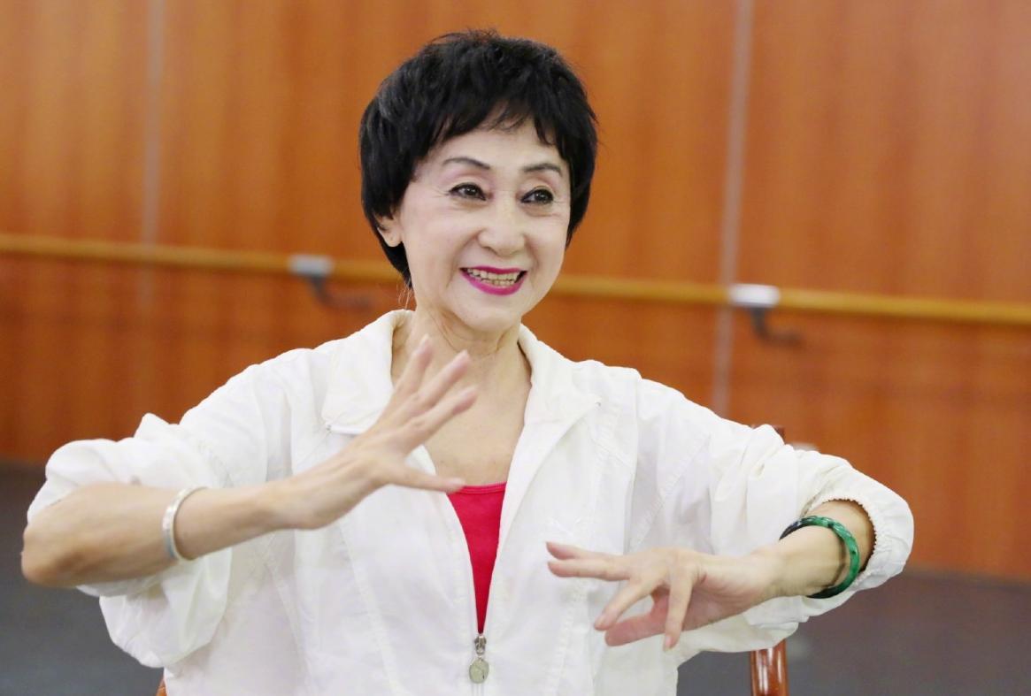 第一代舞蹈家陈爱莲逝世享年81岁,最后露面容光焕发毫无病态