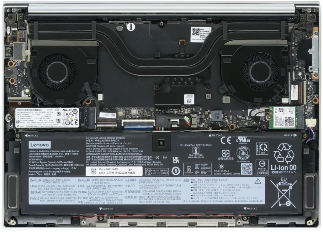 双考51W+的狠角色!11代酷睿H35集显款联想小新Pro 14评测