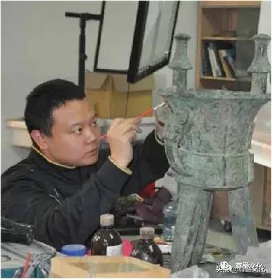 """""""古铜张""""传承谱系及广发传承人名录"""