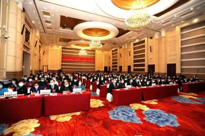 玉泉区第十七届人民代表大会第四次会议隆重召开