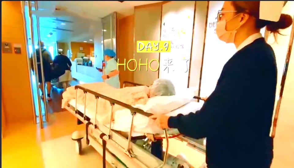 HOHO來啦,陳小春希望兩兄弟齊心協力保護媽媽應采兒,好感動