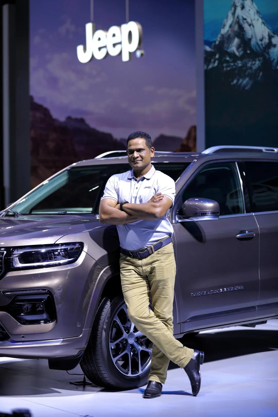 """广汽菲克总裁穆安泽:推行""""One Jeep""""计划,聚焦盈利增长"""