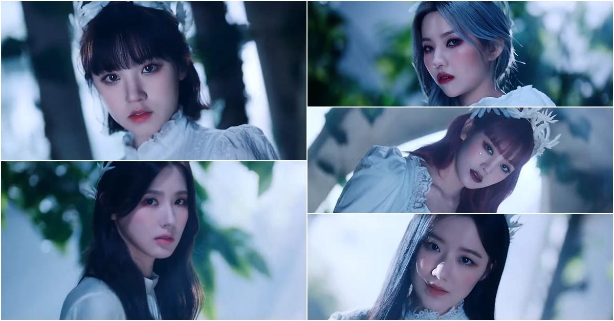 (G)I-DLE发售新歌,徐穗珍依然出现在MV,网友:不可思议